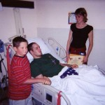 My Journal: The Day Scotty Was Injured