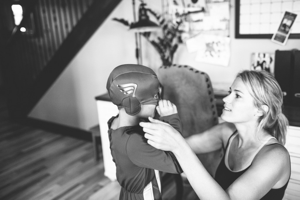 The hardest Lesson I've Learned from Motherhood